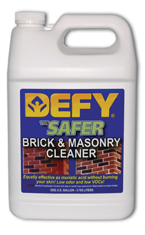 Defy Safer Brick and Masonry Cleaner