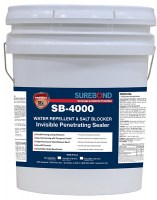 SB-4000  Water Repelling Sealer 5 Gallon